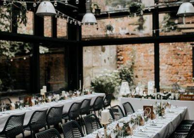 Ślub w industrialu